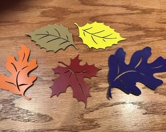 Fall Leaves Magnet