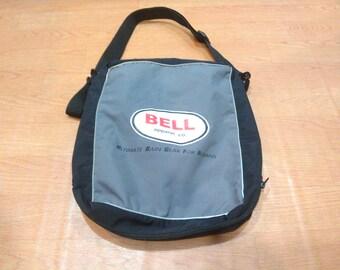 Vintage Bell Helmet Rain Coat Bag Vintage Bell Bag