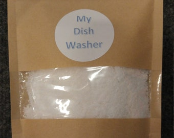 Natural Dishwasher Detergent 10 oz