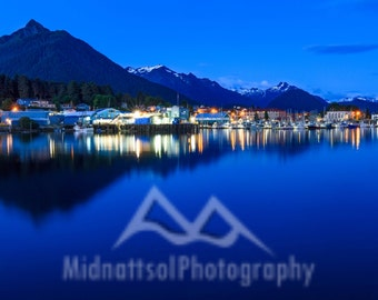 Sitka Waterfront