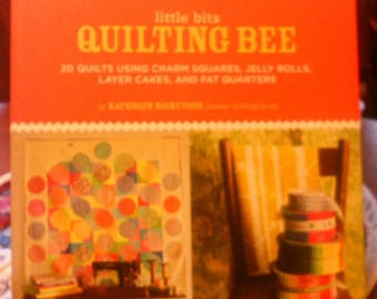 Little Bit Quilting Bee by Kathreen Riketson - Free Shipping