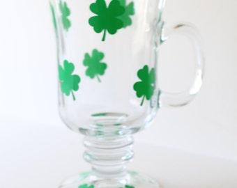 Clover Irish Coffee Mug