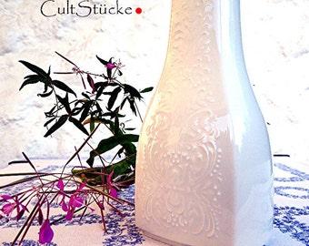 Vintage op art vase Scherzer porcelain