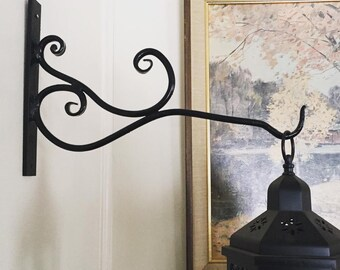 Hand forged Decorative Hanger