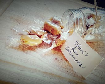 Tifani's fine caramels