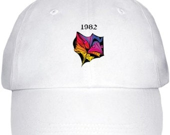 Cap graphics colorful, original, unique