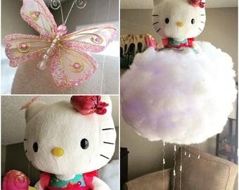 Hello Kitty LED Cloud Light - One of a Kind!