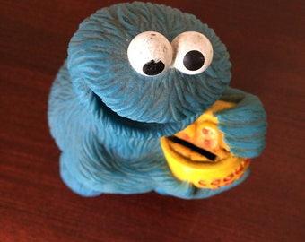 Cookie Monster coin bank