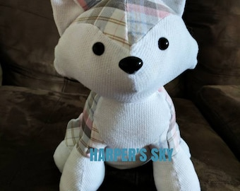 Keepsake Memory Fox  ****FAST TURN AROUND**free shipping***