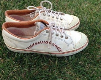 Vintage Sneakers / Keds Championship Series