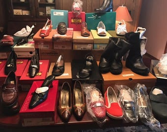 Women's Shoes Size 5 - 30+ Pair  MOST NEW