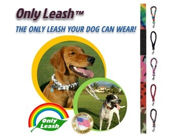 Only Leash -The Only Leash Your Dog Can Wear