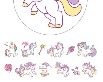 Re : My Little Ponyunicorn Washi Tape
