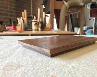 Walnut Serving Board — Small