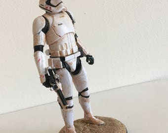 CUSTOM 3.75 Inch First Order Stormtrooper Figure