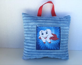 Tooth Pillow- Super Hero