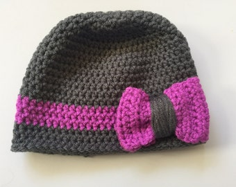 Handmade 3-10 years Crochet Beanie