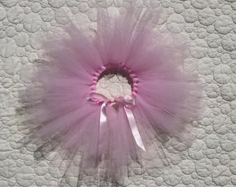 Baby Tutu - Soft Pink (3-6 months)