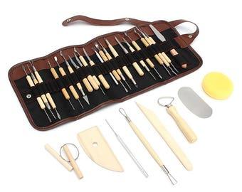 30 Pcs Clay Sculpting Tools