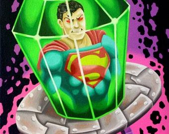 Superman Ring Pop