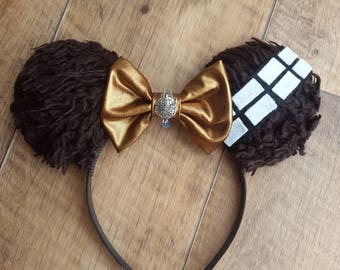 Star Wars Chewbacca Ears
