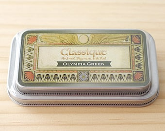 Clearance Sale - Classique color ink - Olympia Green