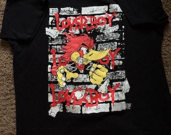 Vintage Loverboy band tee/shirt
