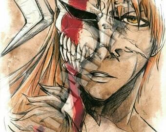 Ichigo from the anime / manga Bleach