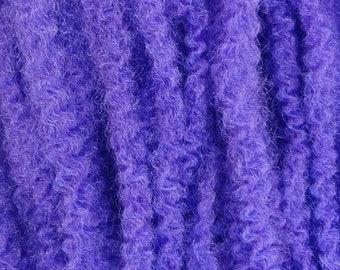 Marley Braid Kanekalon Hair Extensions, Medium Purple