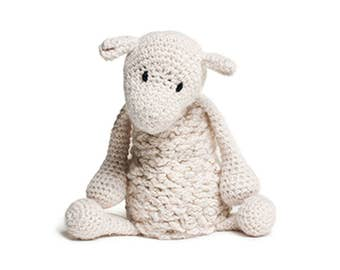 TOFT Crochet Kit - Edward's Menagerie Collection - Simo the Sheep