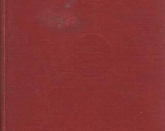 Departmental Ditties and Barrack Room Ballards 1913 Red Book by Rudyard Kipling