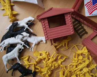 Marx Toys Fort Apache Reissued