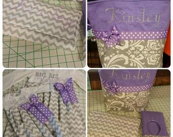Lavender Sister Set