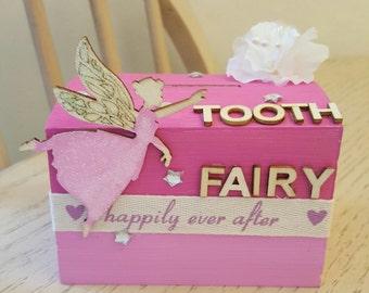 Tooth Fairy Box Etsy