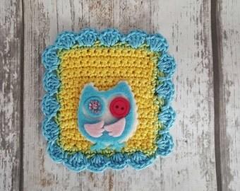 Merry Crochet Emblem