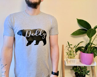 FATHER TOP. Adult size shirt. Matching parent and child clothes, mum and baby, t-shirts, matching outfits, dad and baby