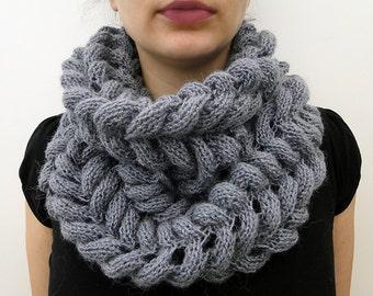 Soft Scarf Knitting Pattern