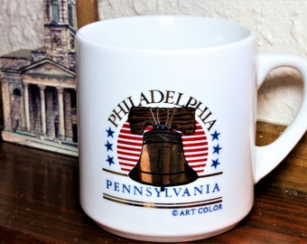 Philadelphia Cup Etsy