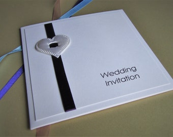 Pocketfold Wedding Invitation Lucy - SAMPLE