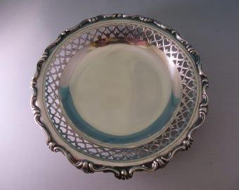 TIFFANY& CO sterling silver bowl dish
