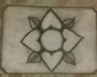 Original Flower by Me