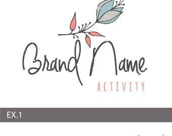 customizable logo