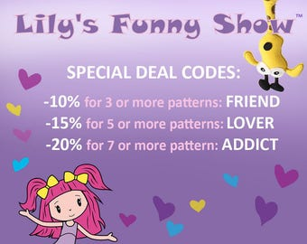 Special DEAL CODE