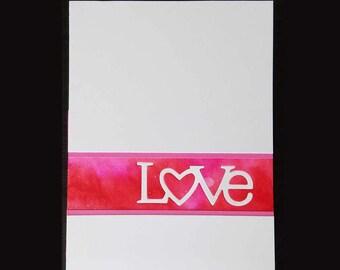 Love Valentine's Day Card 3
