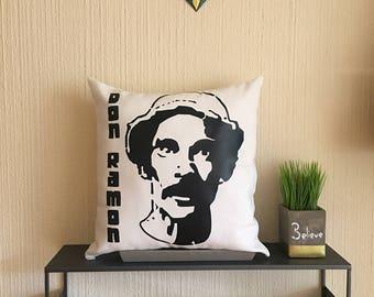 """Don Ramon 16X16"""" Pillow Cover"""