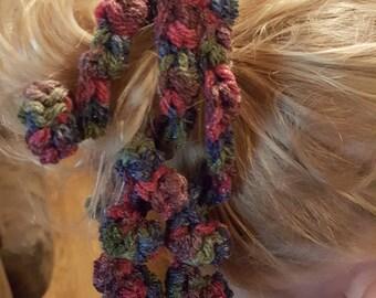 Curly Q Hair Tie