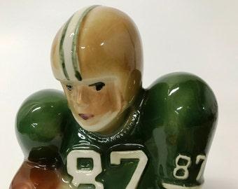Vintage Football Figure