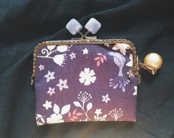 Handmade tissue case, coin purses and more