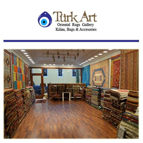 TurkartRug - Turkish Kilim Rug, Vintage, Anatolian, Oushak Kilim Rug