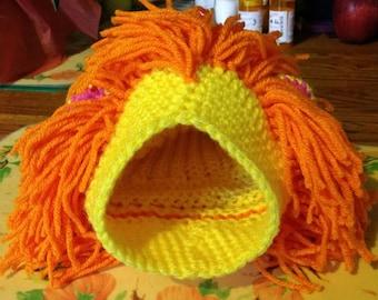 Custom Crocheted Snood
